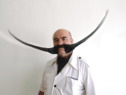 Long Mustache