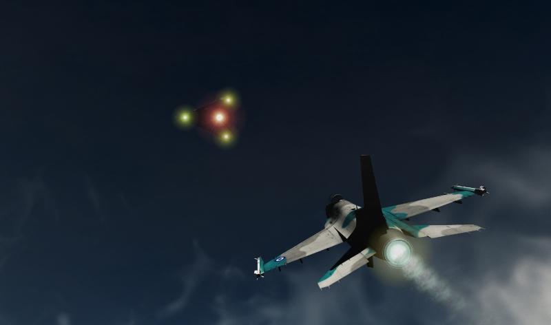 Belgian UFO Wave
