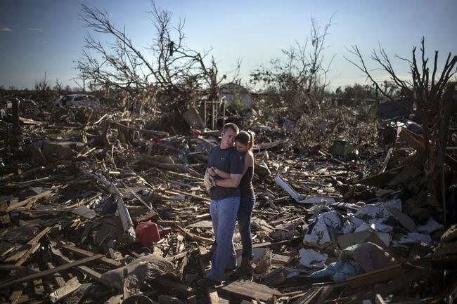 Tornado Ruins