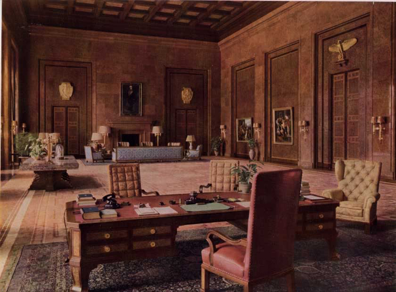 Hitler's office