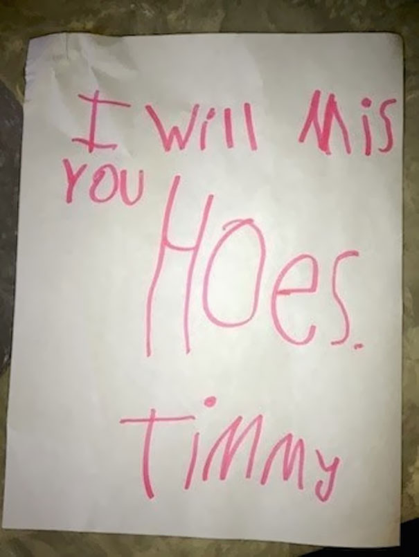 your house timmy