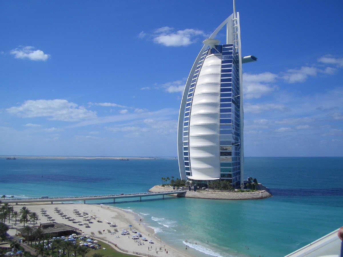 Burj Al Arab, Dubai (UAE)