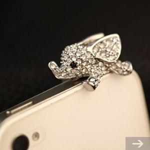 elephant phone plug