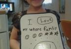 whore family